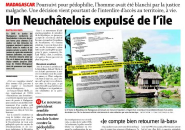 Delire article suisse 1