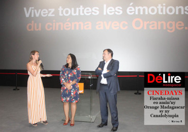 CINEDAYS - orange sy canalolympia