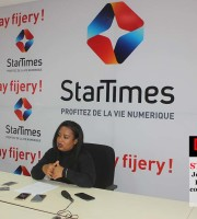 STARTIMES - Joyce ZAFERA - responsable communication 1