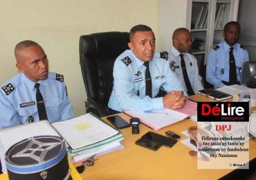 Zandarimaria - direction de la police judiciaire -DPJ