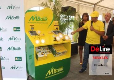 kit solaire - MBALIKA 2