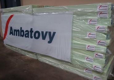 les matelas offerts par Ambatovy