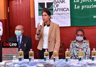 FONDATION BOA ET LA BANQUE BOA MADAGASCAR 4
