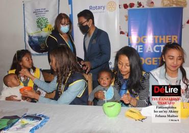 Rotary Club Antananarivo Ivandry 2