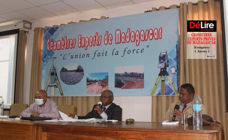 GEOMETRES EXPERTS PRIVES DE MADAGASCAR - kongresy 2