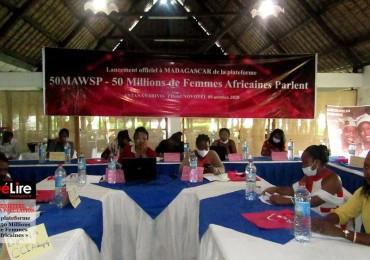 Ministere de la population - la plateforme « 50 Millions de Femmes Africaines »