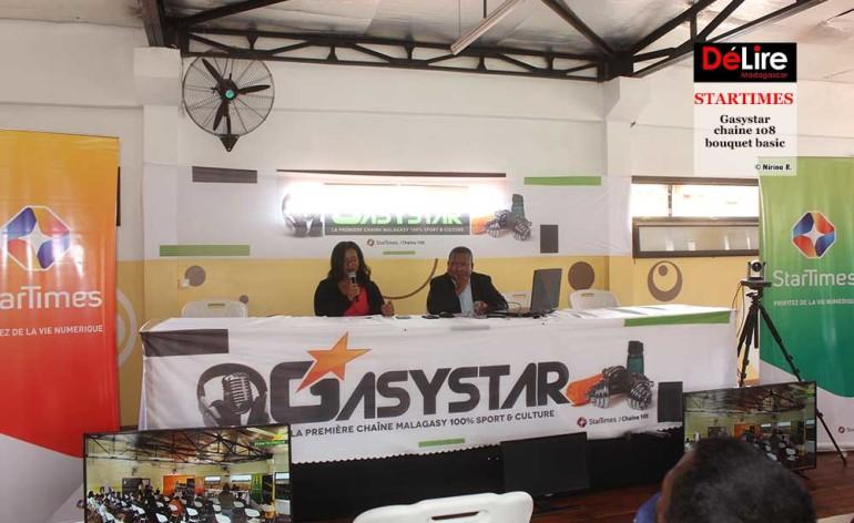 STARTIMES - GASYSTAR 1